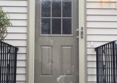 Exterior Door -1